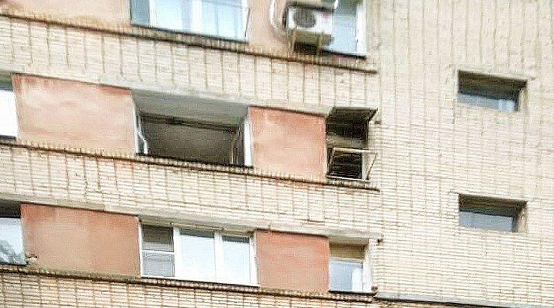 взорвалась квартира