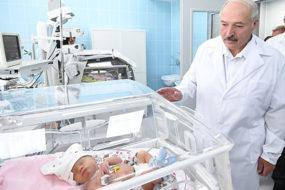 Александр Лукашенко совершил рабочую поездку в Гомельскую область