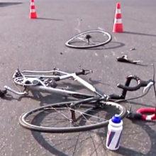 ДТП в Мозыре: под колеса авто попал юный велосипедист
