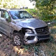 ДТП в Петриковском районе: водитель уснул за рулем