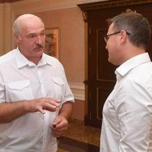 Лукашенко: Беларусь и Россия друг для друга являются ангелами-хранителями