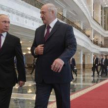 Лукашенко и Путин проведут переговоры в Сочи