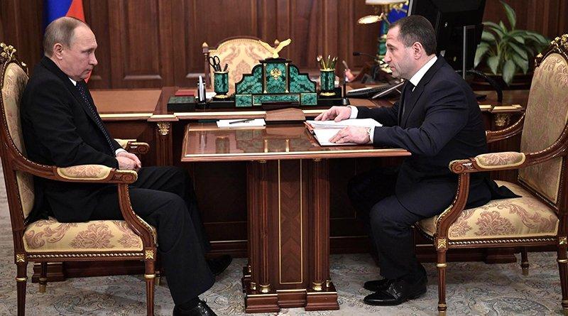 Путин назначил нового посла