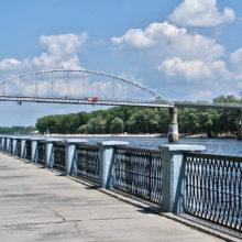 Пьяные минчане прыгнули с гомельского моста в Сож