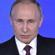 Владимир Путин и пенсионная реформа в России