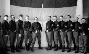 Поколение отчаяния: Воспоминание о Русском Национальном Единстве
