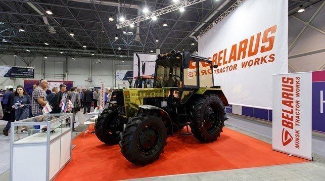 золотой трактор МТЗ