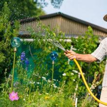 В Беларуси будут устанавливать отдельные счетчики воды на полив огорода