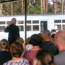 В Гомеле прошел слет православной молодежи