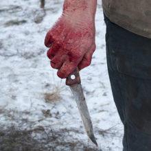 В Калинковичах мужчина пытался зарезать сотрудника ГАИ