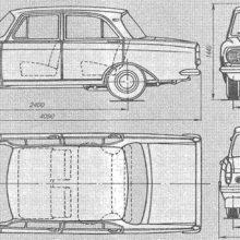 3 советских концепта, которые так и не вошли в серийное производство