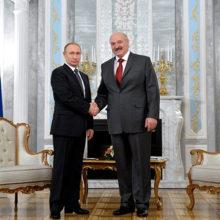 Александр Лукашенко и Владимир Путин встретятся сегодня в Сочи