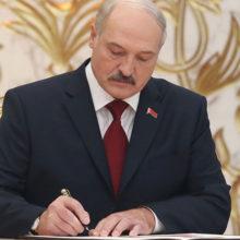 Александр Лукашенко произвел новые кадровые назначения
