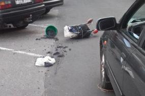 ДТП в Гомеле: водитель наехал на пожилого пешехода