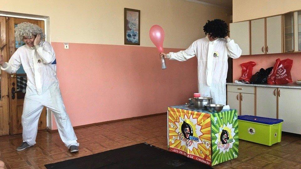 Дети из многодетных семей Гомельщины необычно провели День знаний