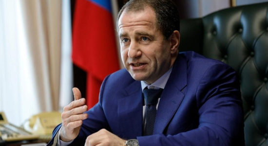 Михаил Бабич посол России или губернатор Беларуси?