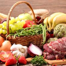 Нацбанк прокомментировал изменение цен на мясо, фрукты и овощи