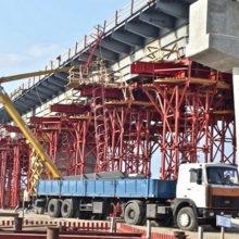 Припять под Житковичским мостом возвращают в прежнее русло