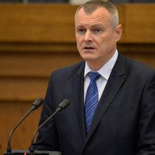 Шуневич обратился к Президенту с просьбой