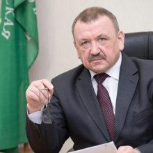 Уволен первый заместитель председателя Гомельского облисполкома