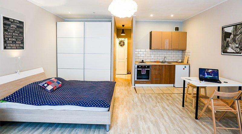 квартиры с уменьшенной площадью