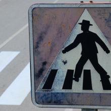 В ближайшее время ГАИ усилит проверку за пешеходами и велосипедистами