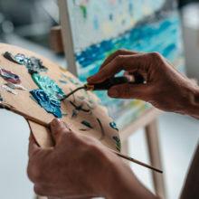 В Гомеле откроется выставка белорусского пейзажиста Валерия Шкарубо