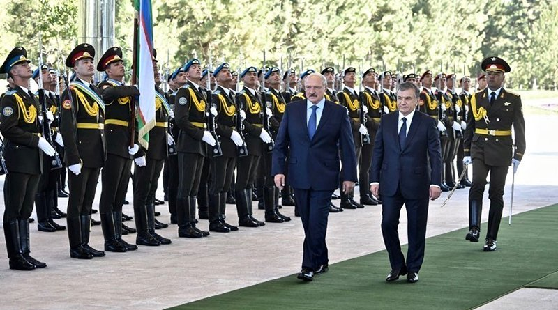 Встреча Лукашенко и Мирзиеева