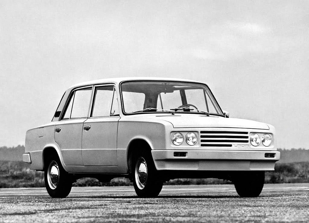 разработки советских авто