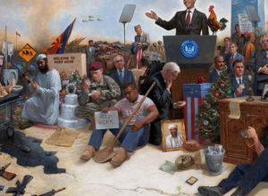 США — источник белорусского нацизма. Опыт Энн Эпплбаум