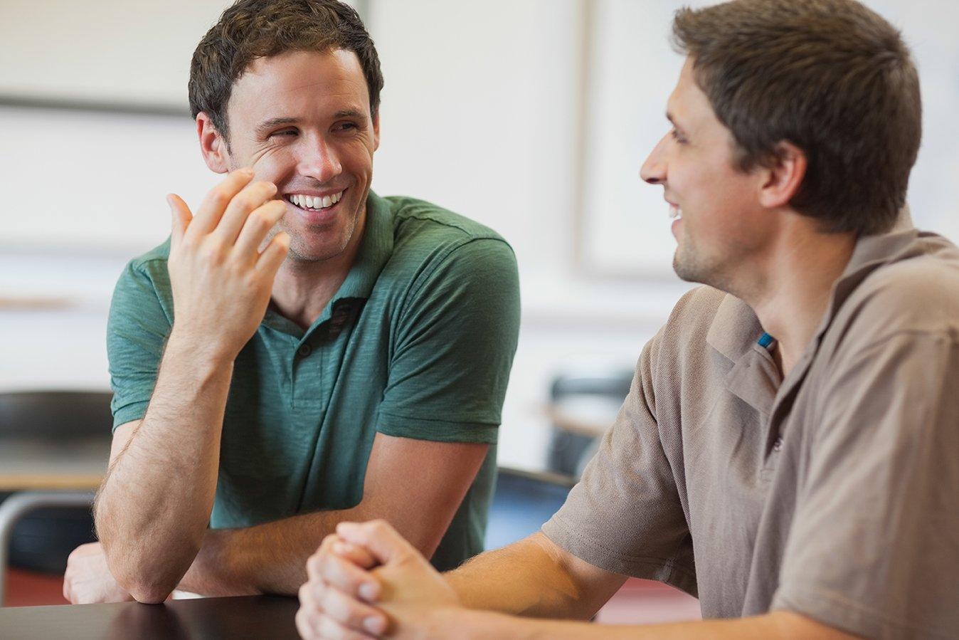 Как стать идеальным собеседником и быть душой компании