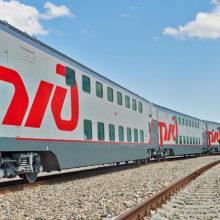 Новый поезд РЖД свяжет Беларусь и Россию