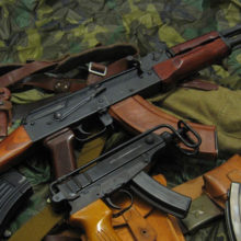 Оружейный трафик из Украины в Беларусь постоянно растет