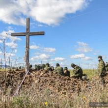 Под Гомелем ведутся раскопки массового захоронения жертв ВОВ