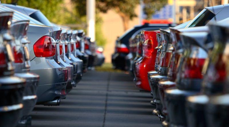 Продажи новых авто