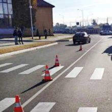 Смертельное ДТП в Жлобине: водитель на «зебре» наехал на пешехода
