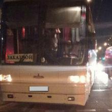 В Гомеле автобус сбил женщину, переходившую дорогу на зеленый