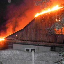 В Гомеле дважды за год горел коттедж, во время второго пожара погиб хозяин