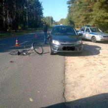 В Мозырском районе в ДТП погиб велосипедист