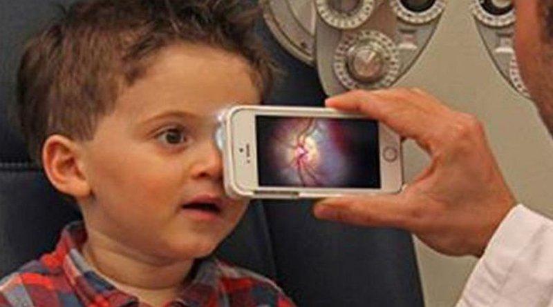 диагностику по фотоснимкам глазного дна
