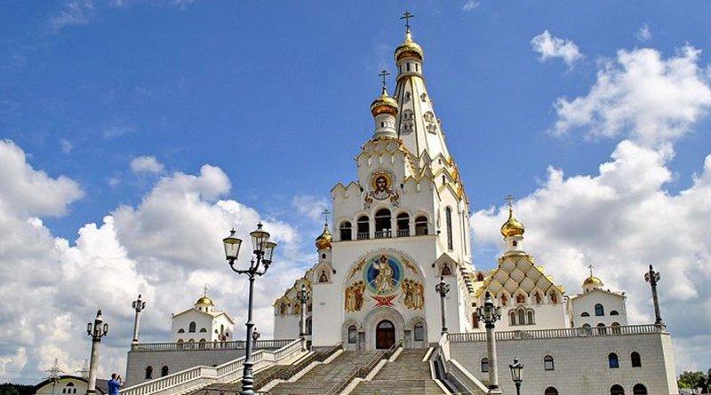 храм-памятник в честь Всех Святых