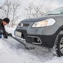 Синоптики рассказали когда выпадет снег в Беларуси