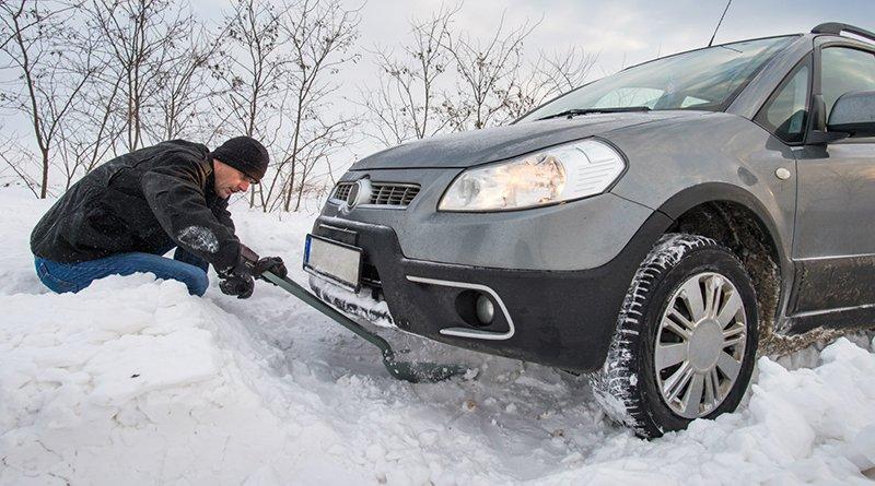 когда выпадет снег в Беларуси