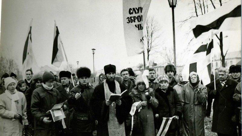 Польская интервенция под эгидой Слуцкого восстания