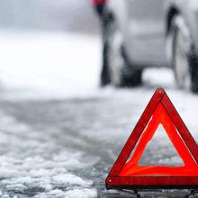 ДТП на Гомельщине: за выходные три автомобиля вылетело в кювет
