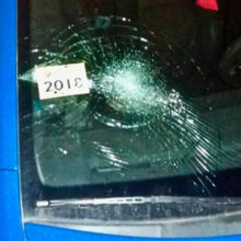 ДТП в Гомеле: водитель наехал на женшину на пешеходном переходе