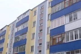 Гомельчанин оставшись в квартире без ключей, выпрыгнул в окно