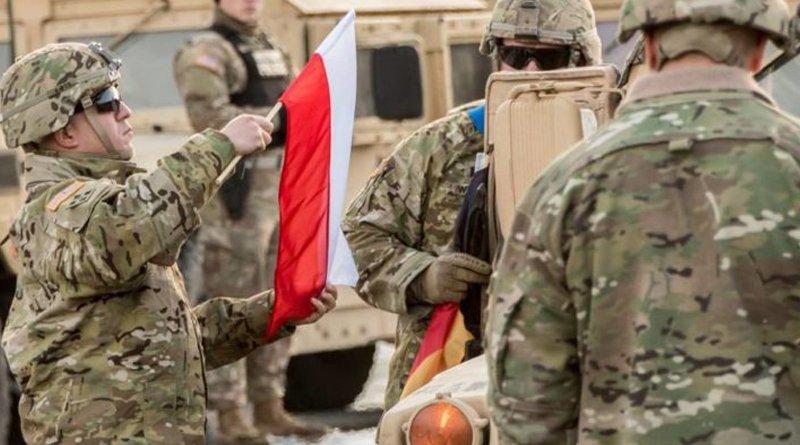 Ответ на войска США в Польше