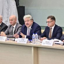 При содействии ГИ «Союз» в Брянске прошла Конференция муниципальных депутатов приграничных регионов России и Беларуси
