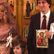 Пугачева и Галкин отметили годовщину венчания